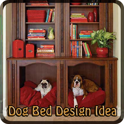 Dog Bed Design Idea.