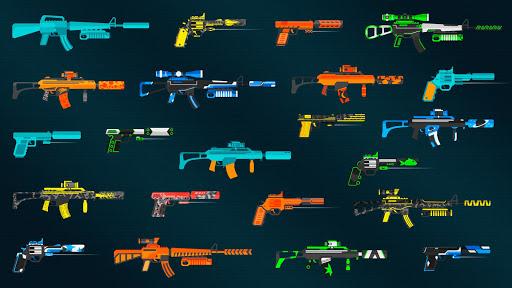 Stickman Battles: Online Shooter 1.0 screenshots 3
