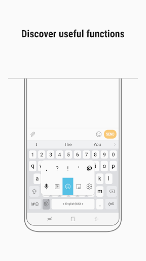 Samsung Keyboard 2.1.03.23 screenshots 2