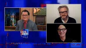 Colin Firth; Stanley Tucci; Adrianne Lenker thumbnail