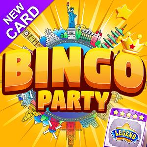 Bingo Party - Free Bingo Games for PC