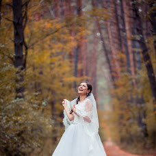 Wedding photographer Nikolay Struk (FotoIMAGE). Photo of 28.10.2016