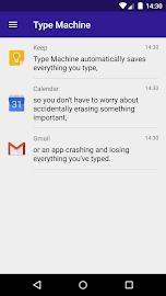 Type Machine Screenshot 4