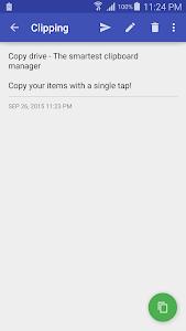 Copy Drive - Clipboard (Pro) v1.01