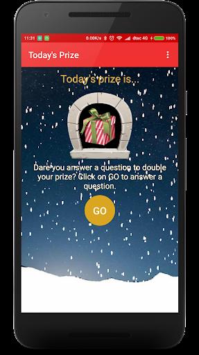 EMBRO's Advent Calendar Screenshot