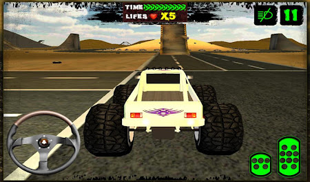 Monster Truck Safari Adventure 1.0.1 screenshot 63308