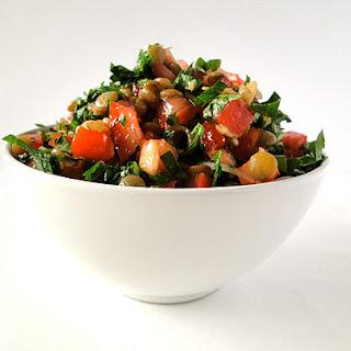 Lentil Tabbouleh Recipe