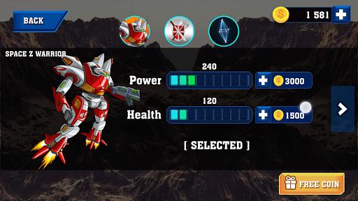 Robot Warrior apktram screenshots 13