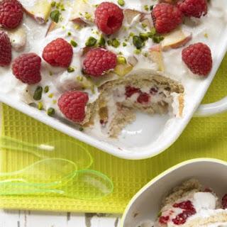 Fruity Yogurt-Biscuit Casserole