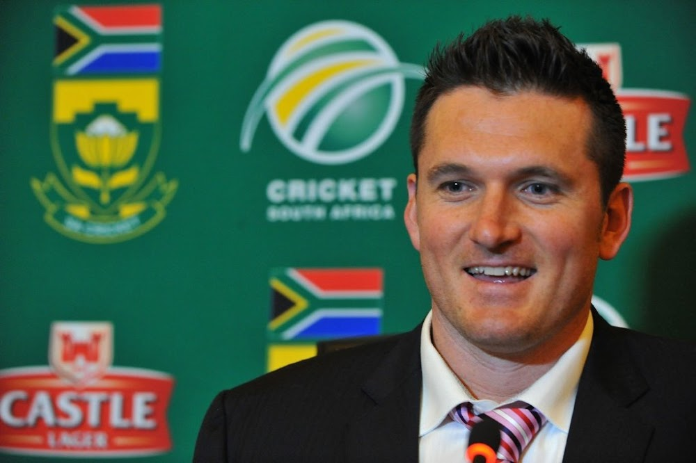 Graeme Smith confirmed as Cricket SA's director of cricket