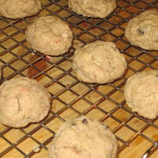 Oatmeal Raisin Spice Cake Mix Cookies.