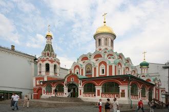 Photo: Cathédrale de Kazan ( reconstruite en 1990)