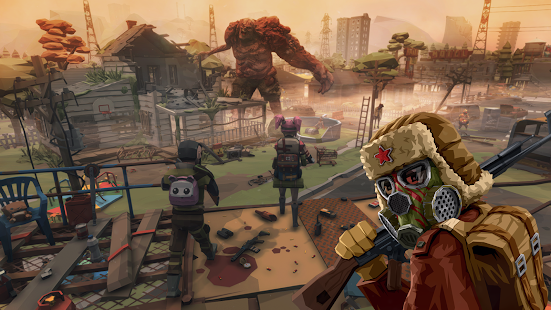 The Walking Zombie 2: Zombie shooter 3.3.2 APK + Mod (Unlimited money) for Android