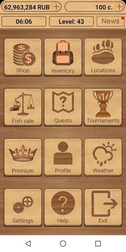 True Fishing. Fishing simulator apkmr screenshots 1
