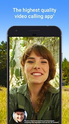Google Duo - High Quality Video Calls APK screenshot thumbnail 1