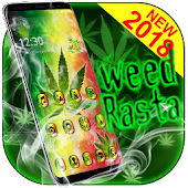 (FREE)Weed Rasta Smoke New 2018 Theme