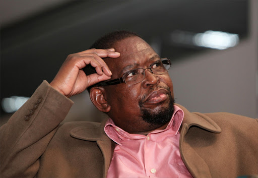 ANC economic policy head Enoch Godongwana. Picture: SUNDAY TIMES