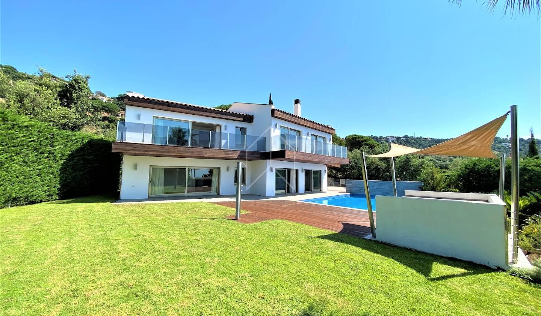 Maison avec piscine et terrasse Gérone