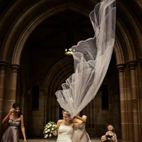by Ben Kopilow - Wedding Getting Ready