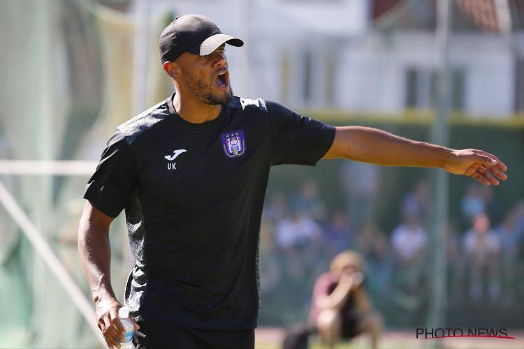 Trebel neemt kindertuin Anderlecht bij de hand: vijf conclusies na debuut Kompany (als coach)