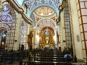 Photo: #006-Lima. Le Monasterio de San Francisco.