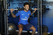 Brazil and Paris Saint-Germain star forward Neymar is back in training, the Paris club announced on Saturday May 5 2018.