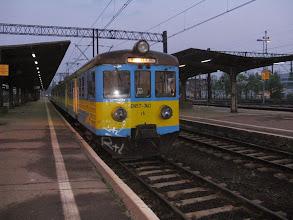Photo: Jelenia Góra: EN57-740 jako 210 relacji Jelenia Góra - Wrocław Główny.