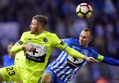 Lasse Nielsen verlaat AA Gent en tekent een contract bij het Zweedse Malmö