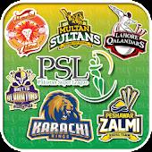 PSL Team Stickers Mod