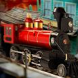 Toy Railroad Simulator: Train Racing Game apk