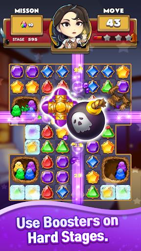 The Coma: Jewel Match 3 Puzzle  screenshots 5