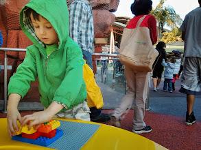 Photo: Clark Builds at Lego Imagination Center