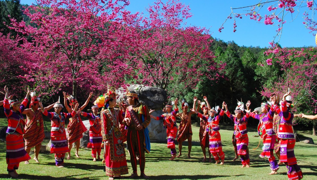 南投-九族文化村