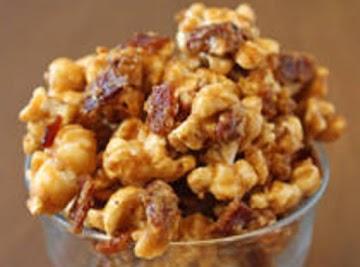 Bacon Caramel Popcorn Recipe