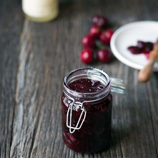Brandied Cherry Jam.