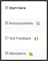 Data Import Categories Screenshot