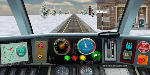 驾驶训练模拟器