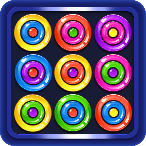 Color Rings Match The Circles