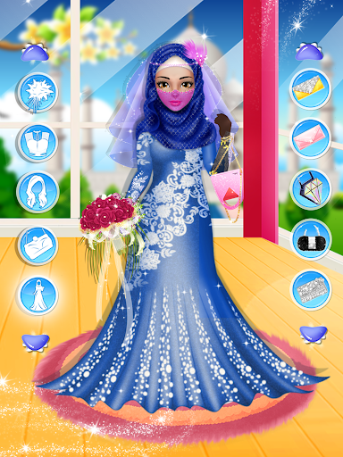 Fashion Wedding Dress Up Designer: Girls Games  screenshots 10