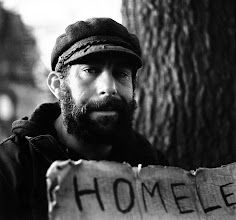 """Photo: Homeless  """"Do you have some spare change?"""" he asked quietly as I walked past where he sat. I don't have much I said, but I dug deep and gave him what I had. """"Thank you he said"""" - then - """"I wanted to ask you, is that a Hasselblad?"""" He knew for his father used to shoot with one and he continued to speak of his father with quiet pride. I asked his name and if I may take his picture; he nodded his yes. As I look into his eyes I see such a sadness and I wonder his story. Thank you Ben for sharing a little bit of you with me.  #100Strangers <11/100> #homeless    Hasselblad lens: 100mm Shutter: 1/125 Ap: f11 ISO: 400"""