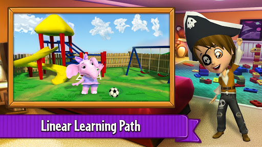 JumpStart Academy Preschool - screenshot