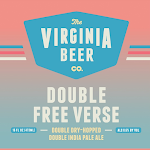 Virginia Beer Co. Double Free Verse