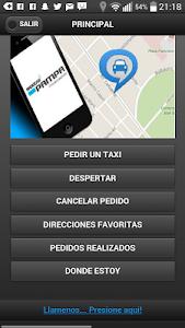 Easy taxi Pampa screenshot 1
