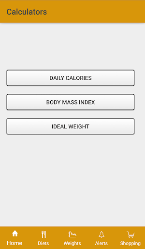 Diets for losing weight screenshot 7