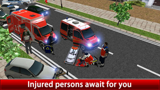 玩免費模擬APP|下載City Ambulance Rescue Duty app不用錢|硬是要APP