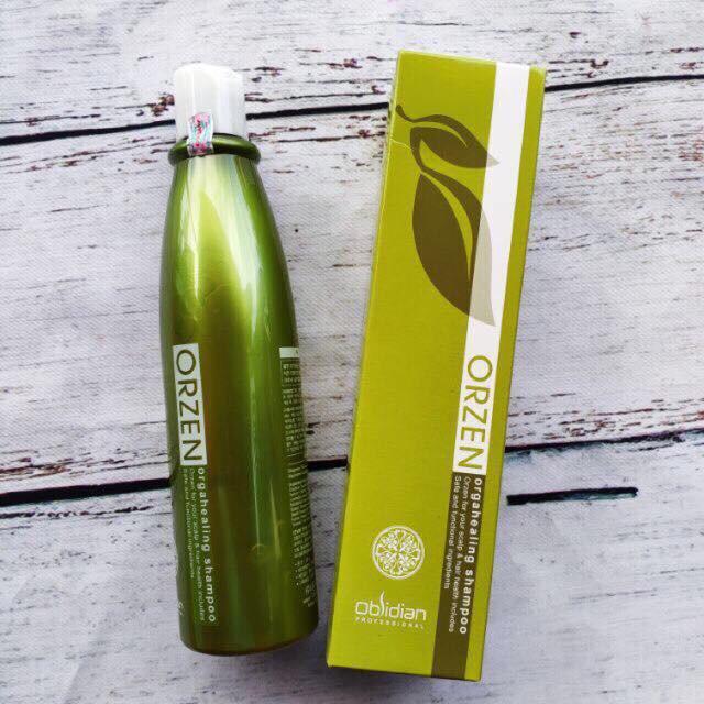 Bộ dầu gội Orzen là 1 trong những sản phẩm best-seller của thương hiệu Obsidian chuyên về mỹ phẩm dành cho tóc đình đám của Hàn Quốc.