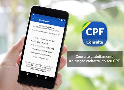 Consulta CPF: Financeira e Cadastral - náhled