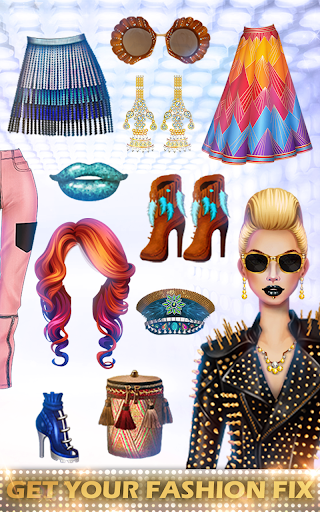 Dress Up Games Stylist - Fashion Diva Style 👗 3.3 screenshots 3