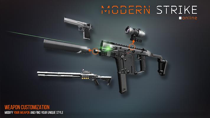 Modern Strike Online- screenshot