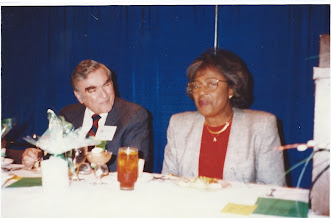 Photo: Jim Gallagher and Mary Frasier